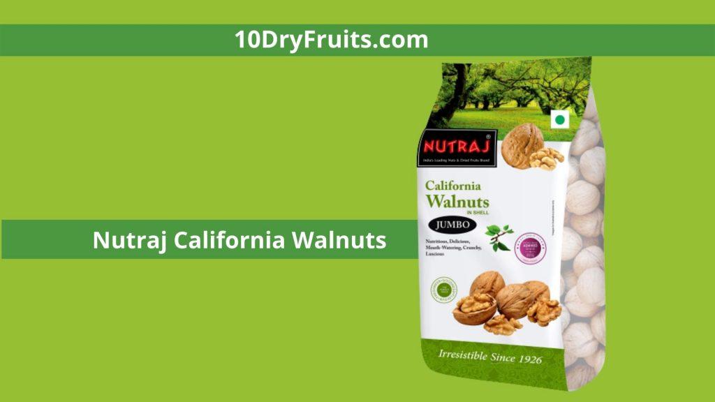 Nutraj California Walnuts