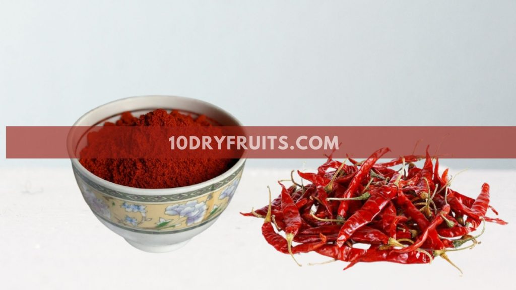 Best Kashmiri Red-Chilli Powder Brands in India